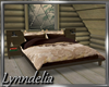 ~L~ Spring Couples Bed