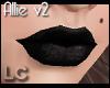 LC Allie v2 Matte Black