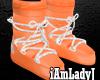 Cosy Toes Orange