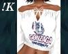 !K! Gonzaga Blouse