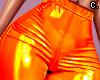 Latex Biker Orange |RL