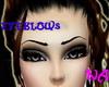 [NA] Sexy Black Eyebrows