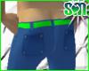 [SM] Blue Jeans - 5 Male