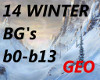 14 Winter BG's