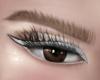 Doua eyeliner, white.