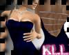 [KLL] SATIN DRESS BLUE