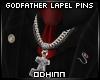 ᛟ Sciortino/Wolf Pins