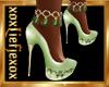 [L] Chic Mint Heels