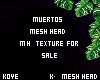 |< Muertos MH Sale!