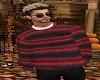L / Mens Fall Sweater