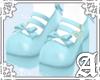 Lolita Shoes~ Blue