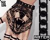 ✘ Black Bracelet. R