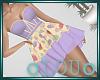 .L. Easter Dress Purple