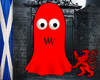 Red Ghost Avatar