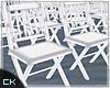 Wedded Bliss Guest Seats