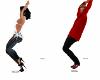 ROLLER SKATE GRP DANCE 9