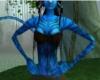 Female Na'vi Top