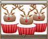 § Deer Cupcakes