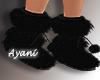 Black Cozy Boots