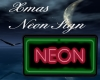Xmas Neon Sign