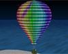 Rainbow Balloon Ride