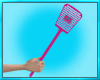 Pink Fly Swatter