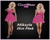 Mikayla Hot Pink LARGE