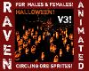 HALLOWEEN ORBS V3!