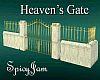 Heavens Gate & Wall