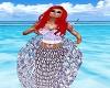 Ariel Mermaid Lt Violet