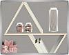 Rus: Luxe wall shelf