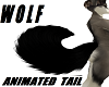Wolf Tail *BlacK