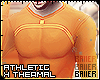 Athletic x Thermal range