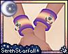 SSf~Câlin Wrist Cuffs