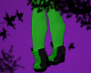 Secksy Heels [Green]