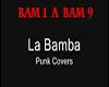 La Bamba punked