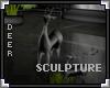 [LyL]Deer Sculpture
