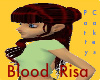 blood red RISA