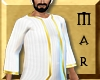 ~Mar Magi Robe M White