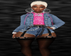 B@rbie Jeans Outfit