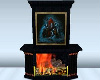 (BR) Dracula Fire Place