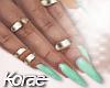 •Cyn Nails V4 Silver