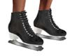 Men's Ice Skates Black