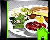 ! TURKEY DINNER