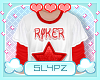 !!S Ryker Cust Top Red