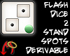 [m] Flash Dice 2 People