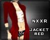 NR-LLJ JACKET RED