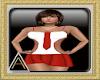 (AL)Jai Dress Red SL