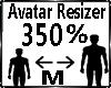 Avatar Scaler 350%