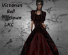 LKC Vict. Ball Gown